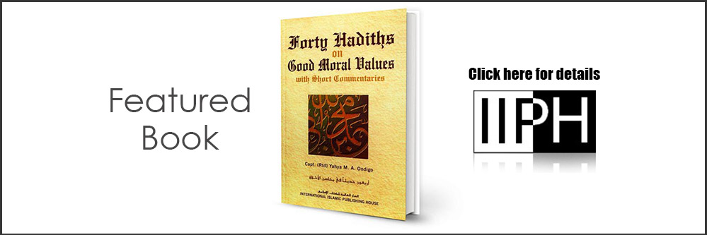 IIPH - Forty Hadiths on Good Moral Values