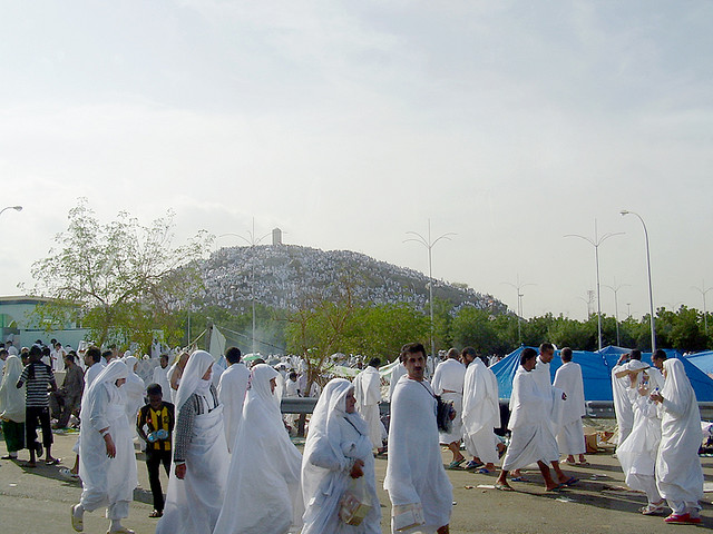 Day of Arafah - IIPH