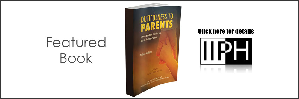 Dutifulness to Parents - IIPH