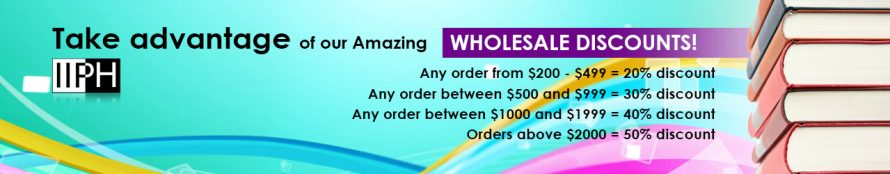 Wholesale Discounts at IIPH